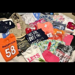 Other - WHOLESALE GIRLS CLOTHING 26 PIECES LOT